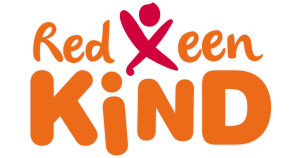 red een kind logo
